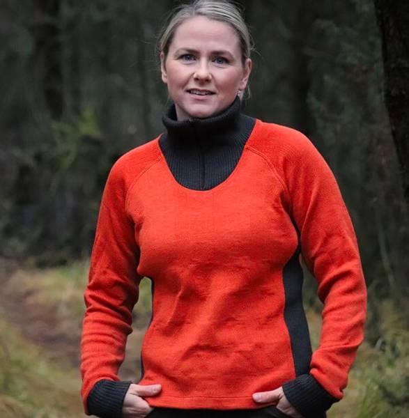 Image of Wool sweater HUNTING